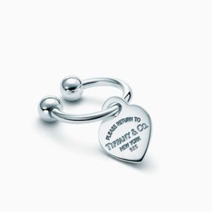 NWT Tiffany's Key Ring